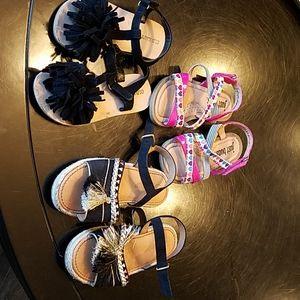 Sandals, Toddler 9T
